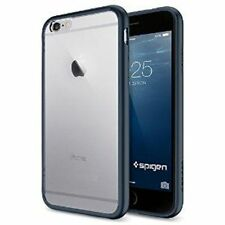 "Spigen Ultra Hybrid Case - To Suit iPhone 6 4.7"" Metal Slate"