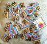 LOT 40 sachets billes gelée cistral d'eau multicolore - pour plante & décoration