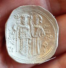 Rare Byzantine Silver Coin,   - 4.13 g.