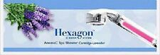 6 Hexagon AromaC Vitamin C Spa Shower Refill Cartridge eCosway Alkaline Lavender
