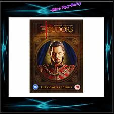THE TUDORS - COMPLETE SERIES SEASONS 1 2 3 4 ** BRAND NEW DVD BOXSET**