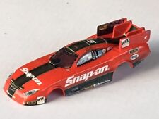 New AW Snap On CRUZ PEDREGON NHRA HO Slot Car Body Fit Auto World 4 Gear Chassis