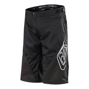 Troy Lee Designs Bike Sprint Shorts Black Youth Size 20