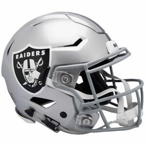 LAS VEGAS RAIDERS Riddell SpeedFlex NFL Authentic Football Helmet