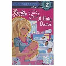 Barbie I Can Be... a Baby Doctor: I Can Be... a Baby Doctor (Hardback or Cased B