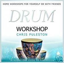 DRUM WORKSHOP  - CHRIS PULESTON  ( CD )