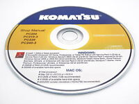 Komatsu SK1026-5N Crawler Skid-Steer Track Loader Shop Repair Service Manual