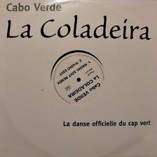 ++CABO VERDE la coladeira (3 versions) MAXI danse officiel cap vert RARE EX++