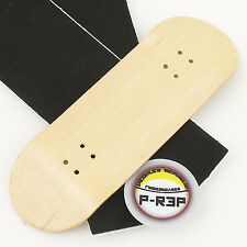 Peoples Republic - 32MM Wooden Fingerboard Deck - Maple Extra Wide