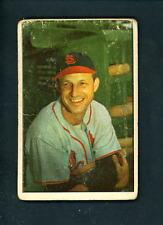 1953 Bowman # 32 Stan Musial Fair condition St. Louis Cardinals