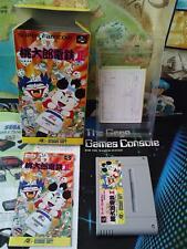 Super Famicom SFC:Super Momotaro Densetsu 2 [TOP HUDSON SOFT] COMPLET - Jap
