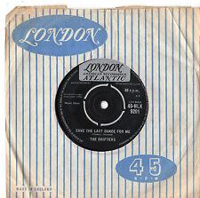 """Los paseantes guardar el último baile para mí 7"""" solo 1960"""