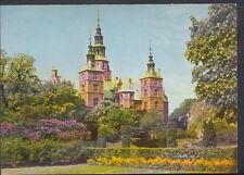 Denmark Postcard - Rosenborg Castle, Copenhagen   RR2332