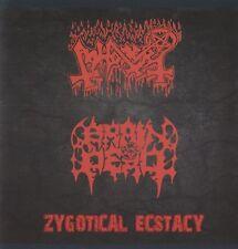 Abhorer/Brain Dead - Zygotical Ecstacy (Sgp/Mal), CD