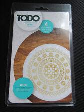 Todo Celtic - Letterpress / Hot Foil Plates