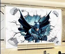 Removable Batman Art Vinyl Wall Stickers Decal Kids Nursery Christmas Home Decor