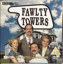 FAWLTY TOWERS - THE HOTEL INSPECTORS - John Cleese - DVD