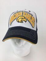 White Yellow Iowa Hawkeyes Hat Strapback Cap Black  Fast Free Shipping Football