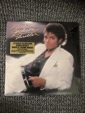 Michael Jackson Lp SEALED Thriller 1982 Original   New Epic First Press