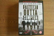 Straight Outta Compton (DVD) . FREE UK P+P .....................................