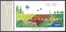 Germany 2000 Animated Bird/Butterflies/Frog/Fish/Nature/Environment 1v (b6260)