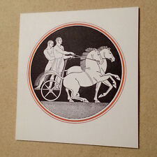 Group of Five Rare Rockwell Kent Bookplates
