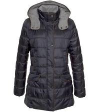 FUCHS & SCHMITT Winter-Jacke schicke Damen Stepp-Jacke hoher Stehkragen Marine