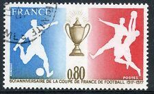 STAMP / TIMBRE FRANCE OBLITERE N° 1940 COUPE DE FRANCE FOOTBALL