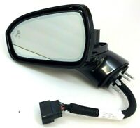 13-17 Ford Fusion power heated memory auto dim blindspot driver Side View Mirror