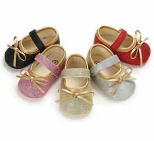 Baby Girl Shoes Newborn Footwear Casual Comfortable Shoe Slip On Toddler Apparel