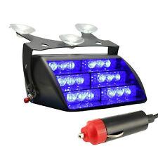 Car 18 Led 3 Flashing Mode Emergency Vehicle Dash Warning Strobe Light Hot