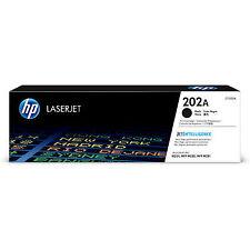 HP 202A | CF500A | Toner Cartridge | Black | ~1,400 pages