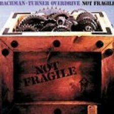 Bachman-Turner Overdrive Not Fragile CD NEW SEALED You Ain't Seen Nothing Yet+