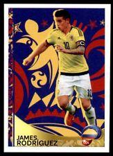 Panini Copa America (Centenario) USA 2016 - James Rodríguez En acción No. 411
