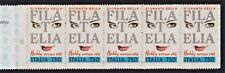 """Italia 1992 Libr. """"Giornata Filatelia"""" d.13 1/4 senza scritta I.S.P.Z. - Carraro"""
