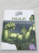 Marvel Avengers Assemble - Hulk - An Original Story - Hardback book