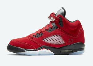 """Air Jordan 5 Retro V """"Raging Bulls"""" Toro Bravo 2021 DD0587-600 Size 4-13"""