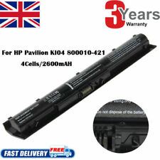 2600mAh Battery For HP Pavilion 15-ab038TU 800010-421 800049-001 HSTNN-DB6T KI04