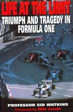 Life at the Limit - Professor Sid Watkins - Ayrton Senna - Motor sport book