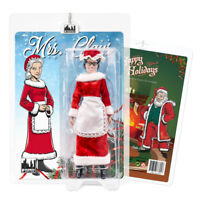 Mrs. Claus 8 Inch Retro Action Figure [2018 Edition]