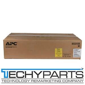 APC SMT2200RM2U Smart-UPS 120V 2200VA LCD NEMA 5-20P 2U Rackmount UPS