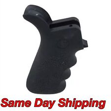 Hogue Rubber Grip Beavertail Finger Grooves .223/5.56 Same Day Shipping 15020