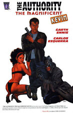 Authority: The Magnificent Kevin by Garth Ennis & Carlos Ezquerra 2006 TPB OOP