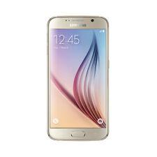 "Unlocked 5.1"" Samsung Galaxy S6 G920F 4G LTE 32GB 16MP 3GB RAM Europe Smartphone"
