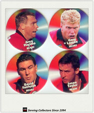 1997 Dynamic Rugby League Turn it up Pogs Team Sets-NORTHS BEARS(4)