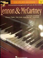 EZ Play Today 7 Lennon & McCartney Sheet Music Book And Play Along CD
