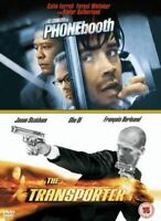 Phone Booth/The Transporter [DVD] [2003], , Like New, DVD