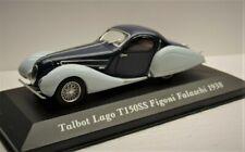 TALBOT LAGO T150SS FIGONI FALASCHI 1938 – 1/43°