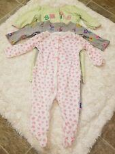 Carter's Sleep pajamas 3 piece set size 9Months Baby Girl