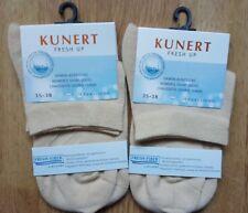 KUNERT Herren Kurzsocken FRESH UP Komfortferse 62/% Baumwolle Kurzsocke Socken